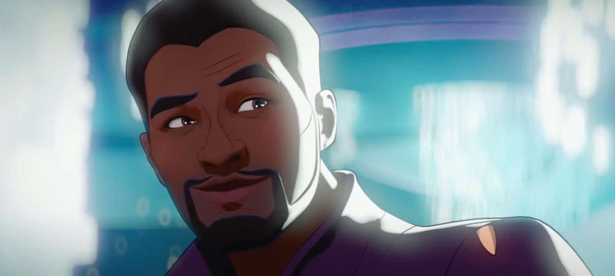 Como Chadwick Boseman mudou os rumos de What If…?