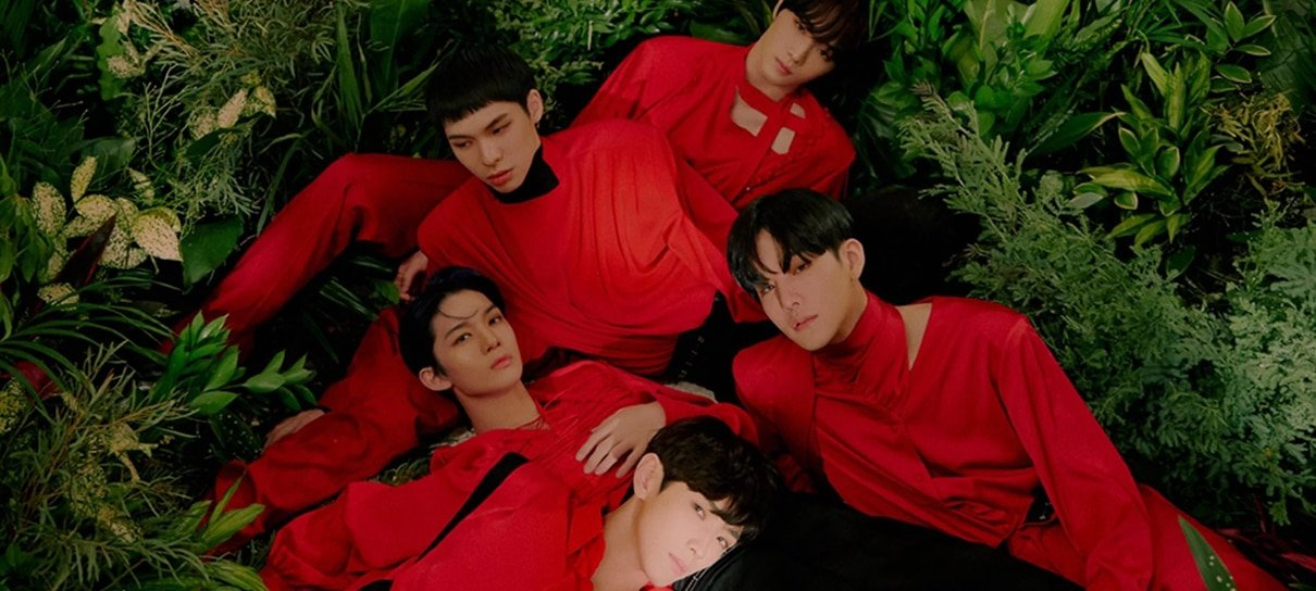 Como o grupo de K-pop CIX usa a Divina Comédia como conceito