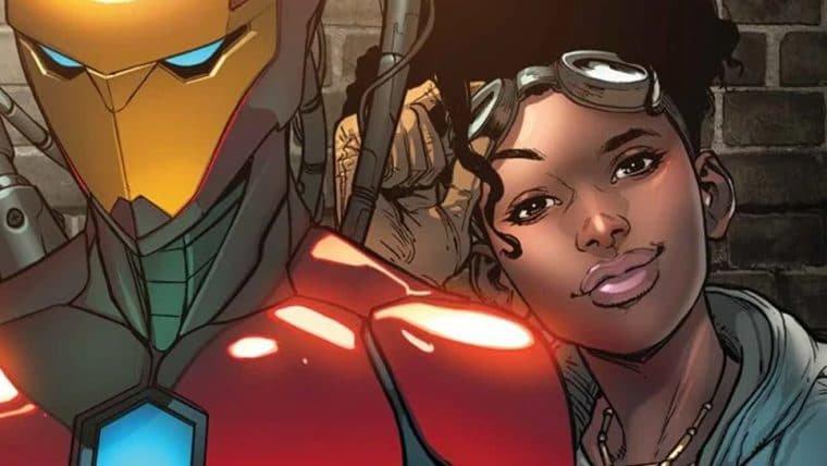 Coração de Ferro será apresentada em Pantera Negra 2 antes de ganhar série solo