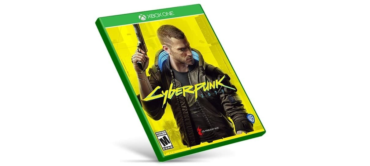 Cyberpunk 2077 para Xbox One é um dos 10 jogos com descontos especiais