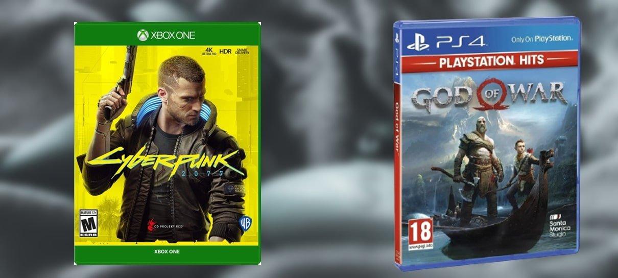 10 jogos com descontos especiais para PlayStation e Xbox One