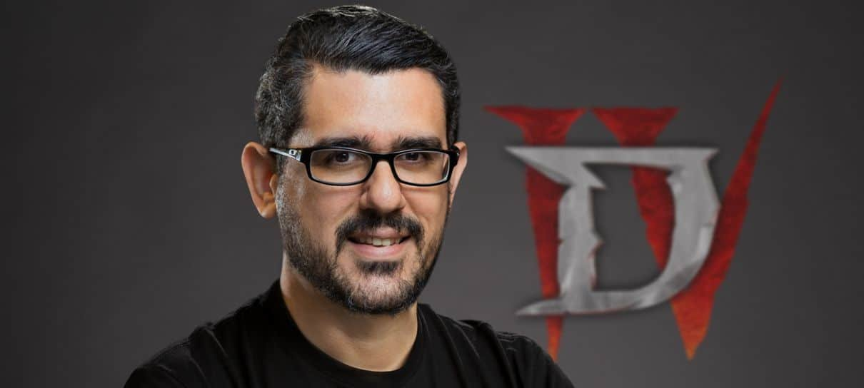 Diretor e designer chefe de Diablo 4 não fazem mais parte da Blizzard