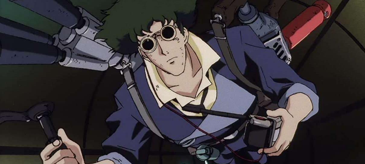 Dublagem brasileira de Cowboy Bebop com Guilherme Briggs chega em setembro na Funimation