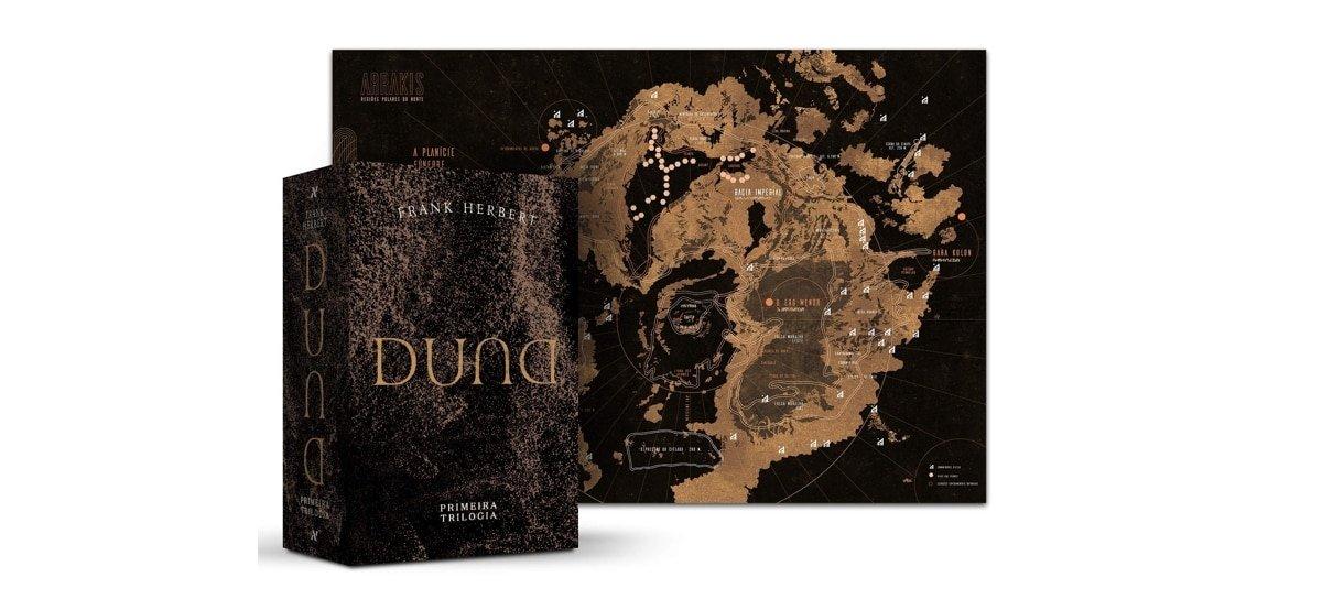 Box Duna é um dos produtos em desconto na Book Friday da Amazon