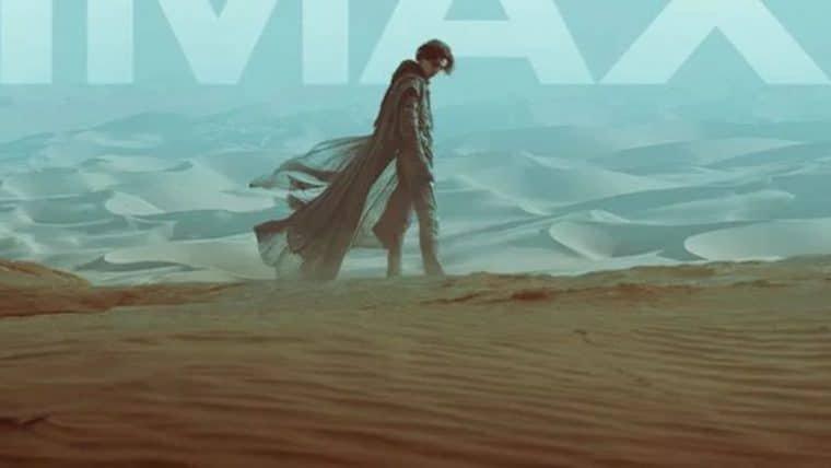 Paul Atreides caminha por Arrakis em novo pôster de Duna