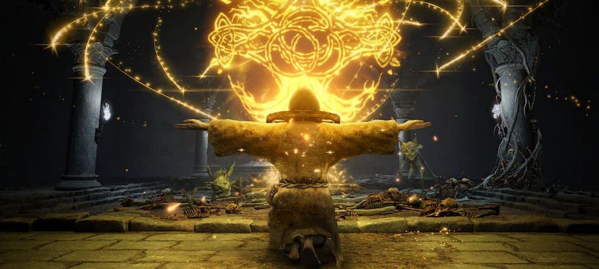 Elden Ring terá viagem rápida de qualquer lugar, espíritos ajudantes em lutas e mais