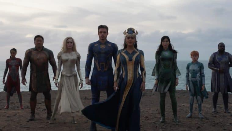 Marvel não faria Eternos sem a diretora Chloé Zhao, diz Kevin Feige