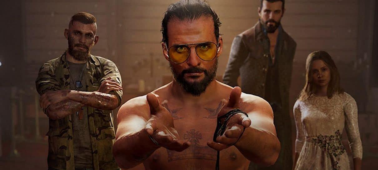Far Cry 5 estará gratuito no final de semana em todas as plataformas