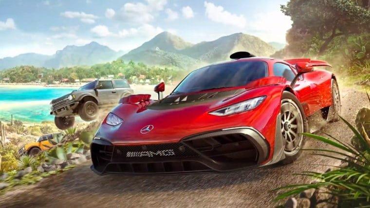 Forza Horizon 5 ganha novo trailer com 8 minutos de gameplay e capa é revelada