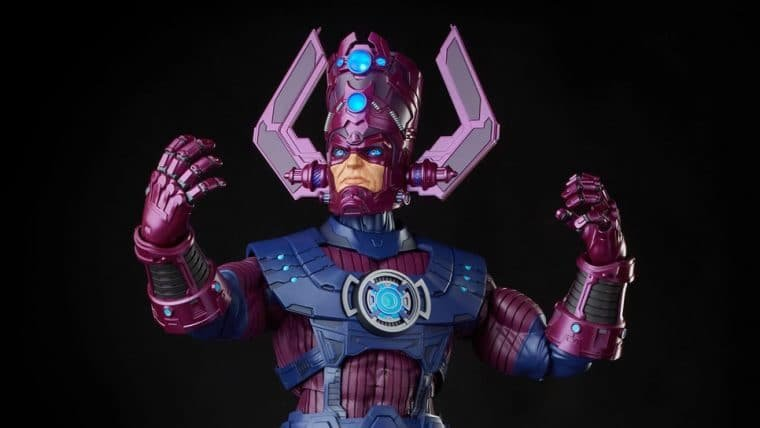 Galactus, clássico vilão do Quarteto Fantástico, ganha colecionável gigante