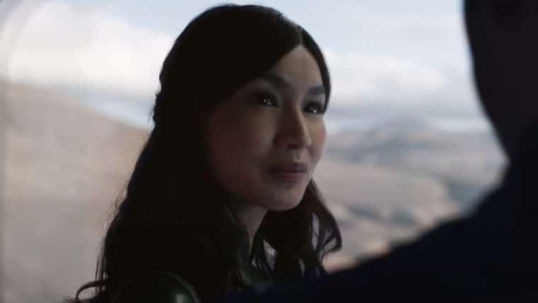 Gemma Chan celebra retorno ao MCU em Eternos após viver vilã de Capitã Marvel