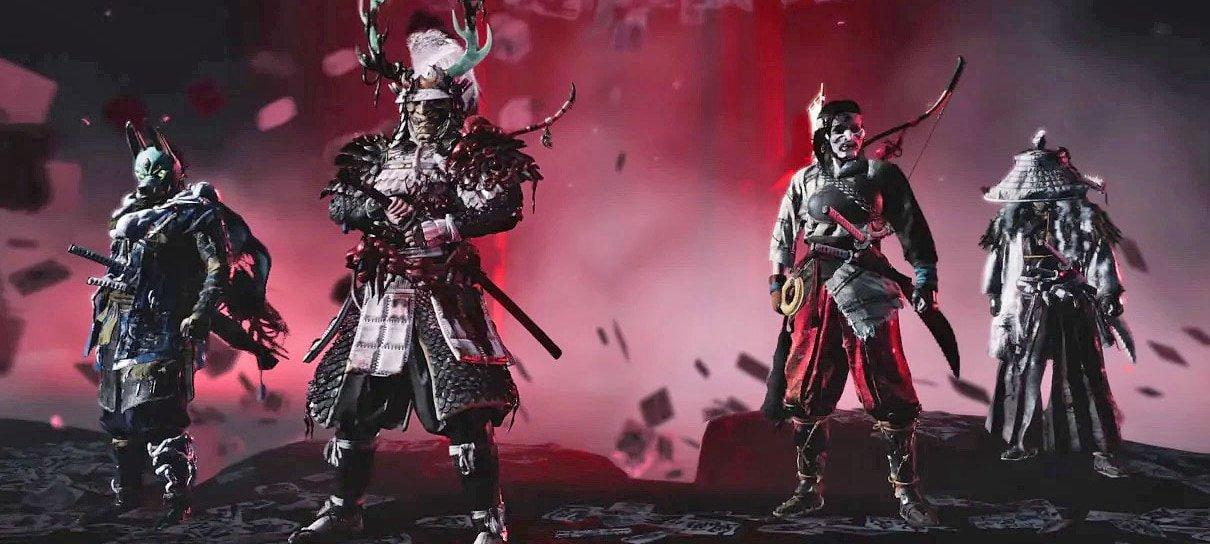 Multiplayer de Ghost of Tsushima será lançado como jogo standalone