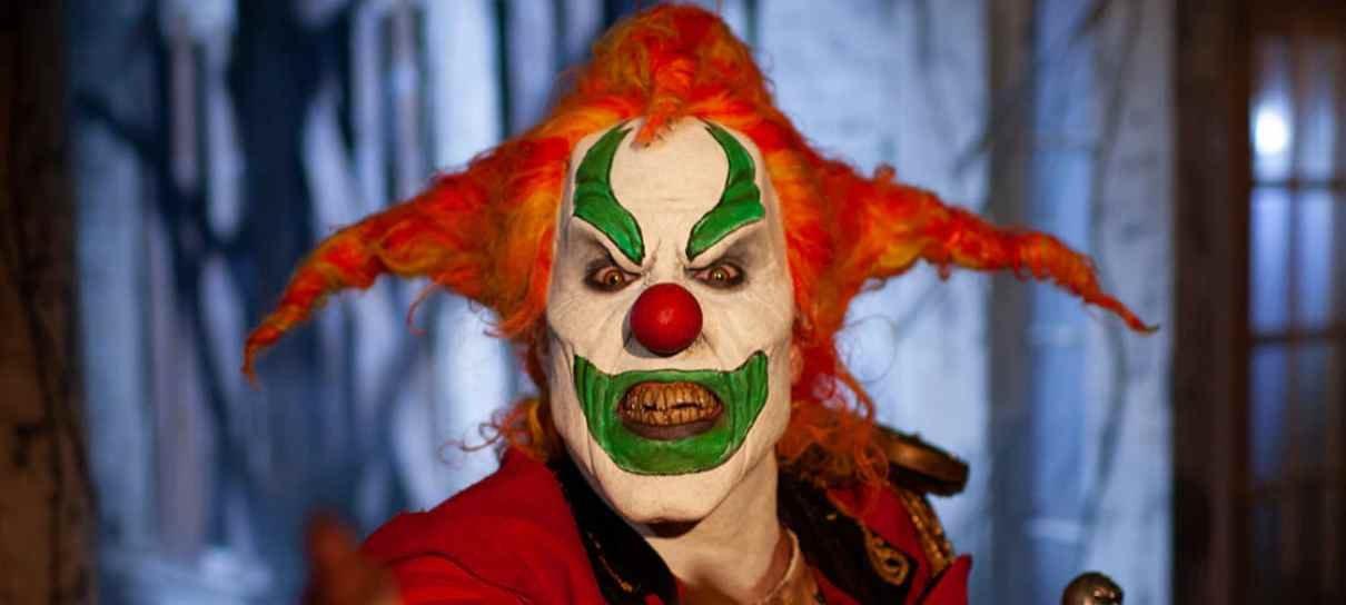 Universal anuncia casa assombrada com personagens originais do Halloween Horror Nights