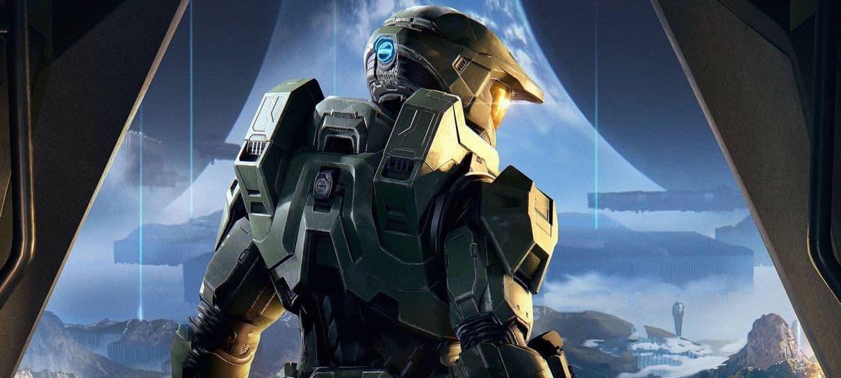 Data de lançamento de Halo Infinite pode ter vazado