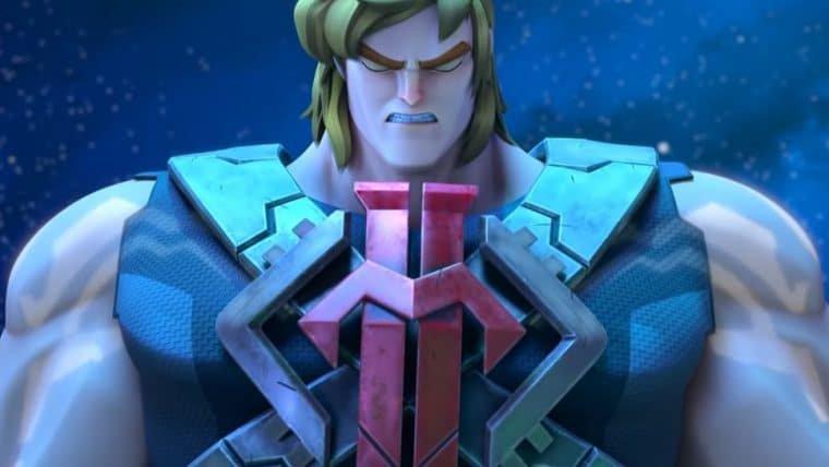Trailer da nova série He-Man and the Masters of the Universe tem a força!