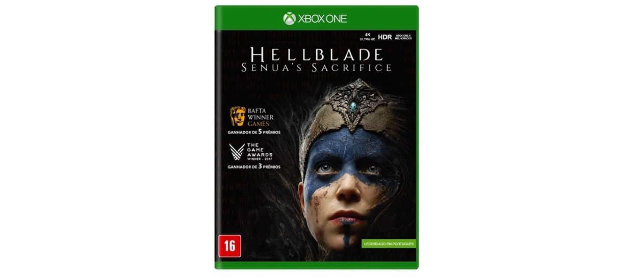 Hellblade para Xbox One é um dos jogos com descontos especiais