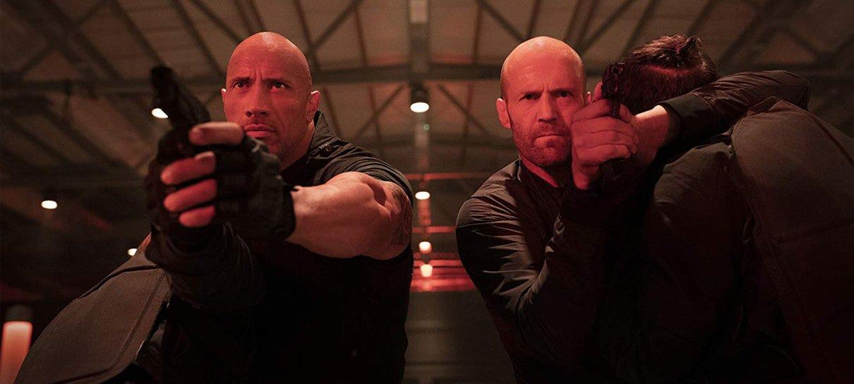 Briga de The Rock com Vin Diesel não interfere no futuro de Hobbs e Shaw, diz roteirista