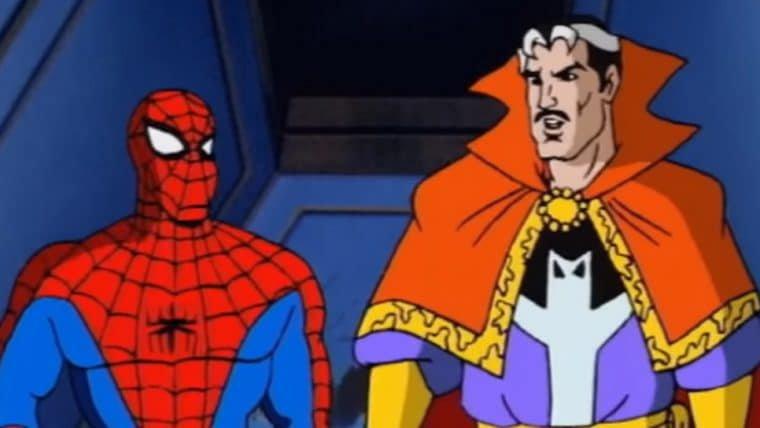 Trailer de Homem-Aranha: Sem Volta Para Casa é refeito com cenas da animação dos anos 90