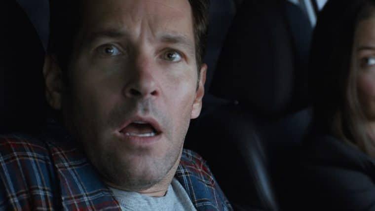 """What If…? ganha pôster de fã sobre aquela """"teoria"""" envolvendo Homem-Formiga e Thanos"""