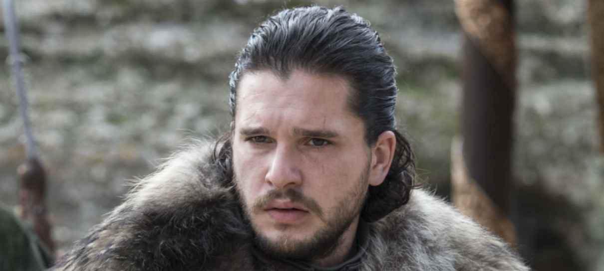 Kit Harington enfrentou problemas de saúde mental durante gravações de Game of Thrones