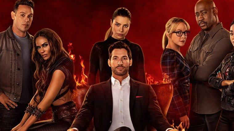 Netflix revela pôster da temporada final de Lúcifer