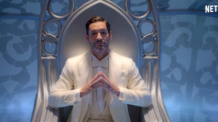 Lúcifer se prepara para virar Deus no trailer da última temporada