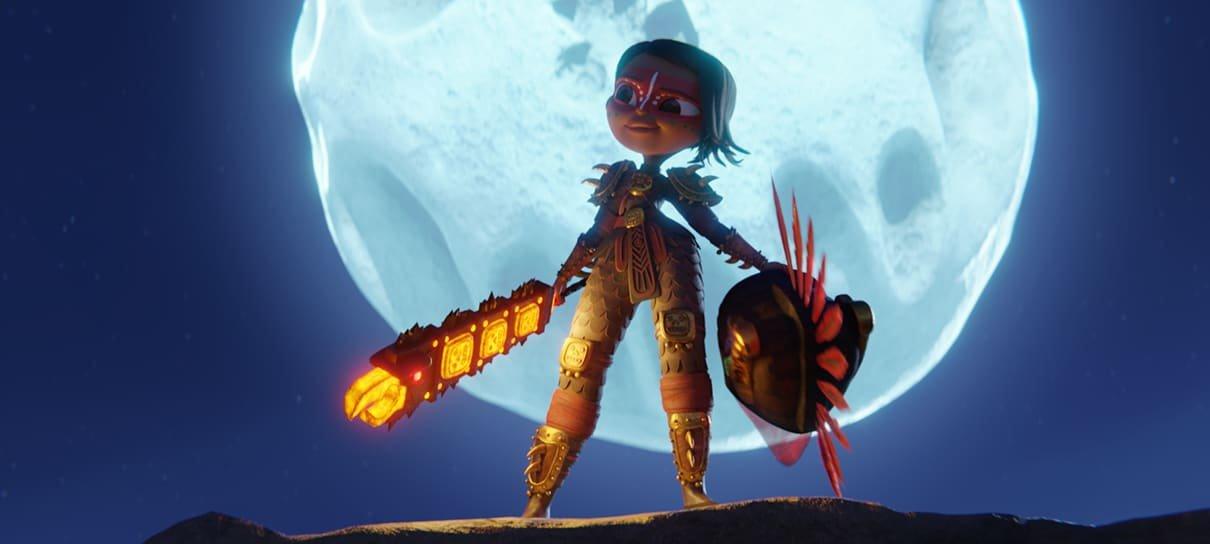 Criador de Maya e os 3 Guerreiros revela inspiração em samurais e O Senhor  dos Anéis - NerdBunker