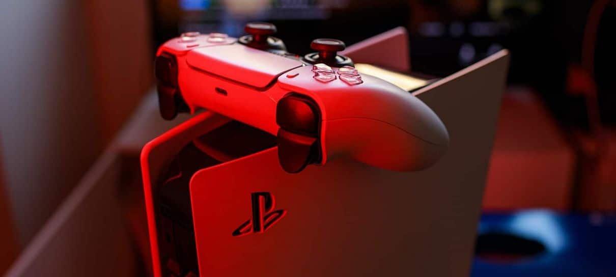 Modelo do PlayStation 5 com pequenas diferenças aparece em lojas ao redor do mundo