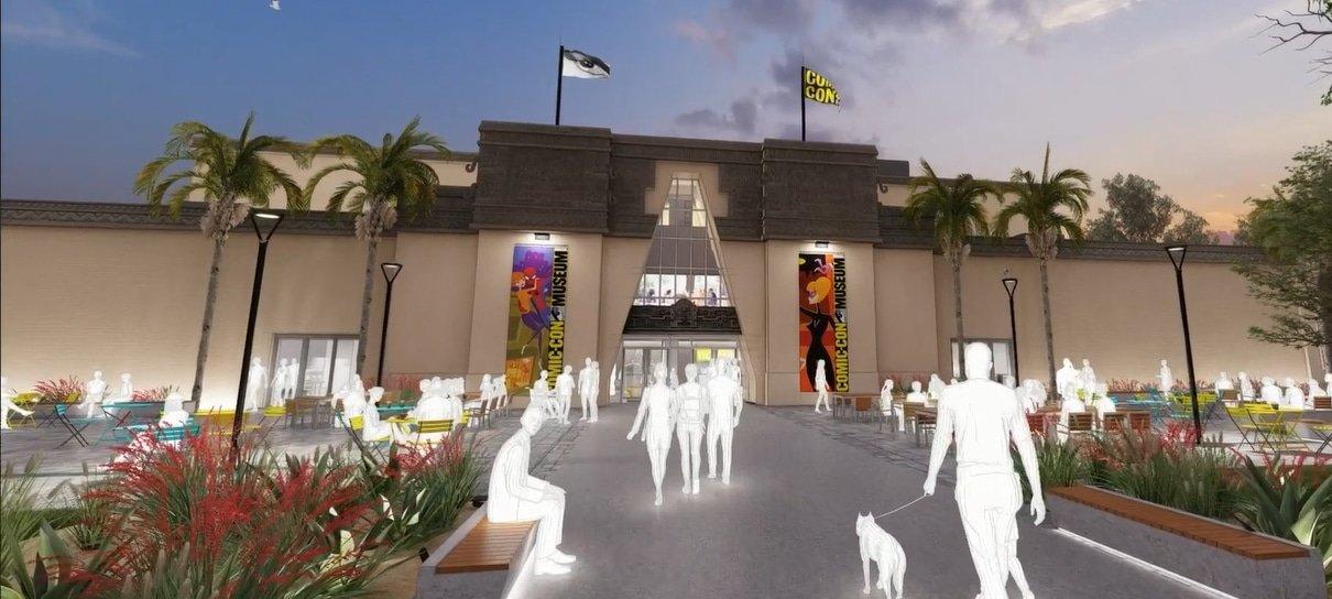 Museu dedicado à San Diego Comic-Con ganha data de inauguração