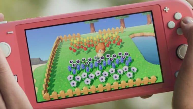 Nintendo Switch Lite já está em pré-venda no Brasil