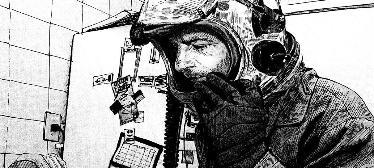 O Astronauta, de Lourenço Mutarelli, ganha nova edição pela Comix Zone