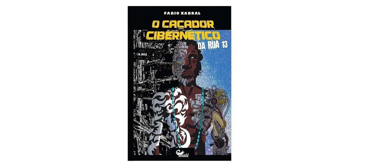 O caçador cibernético da rua 13 é um dos livros de ficção nacional da lista do NerdBunker