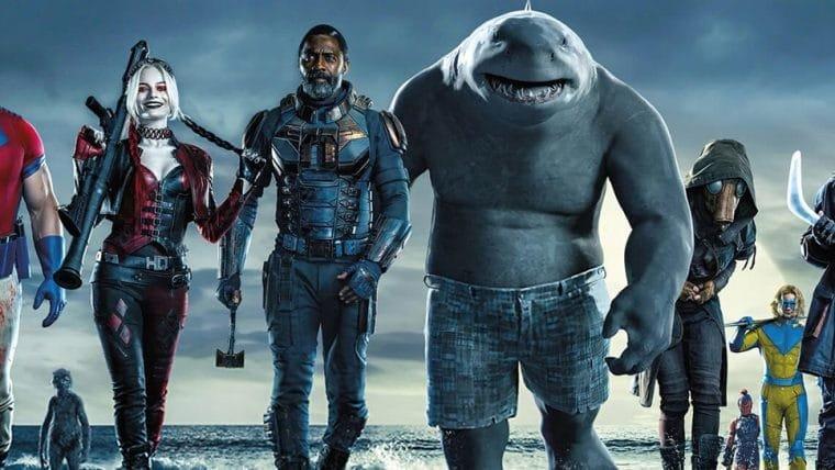 O Esquadrão Suicida se torna a maior estreia da DC no HBO Max, nos EUA