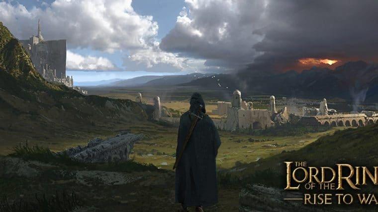 Jogo mobile de O Senhor dos Anéis, Rise to War ganha data de lançamento