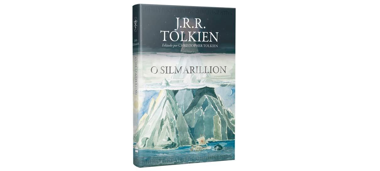 O Silmarillion é um dos livros da biblioteca de J.R.R Tolkien