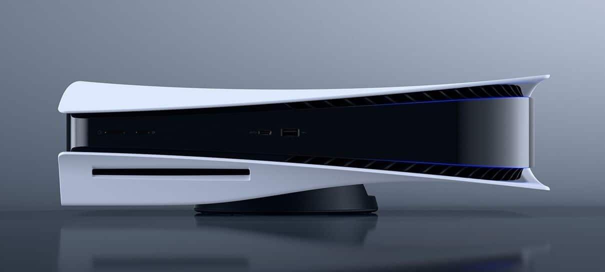PlayStation 5 volta a ficar disponível na Amazon