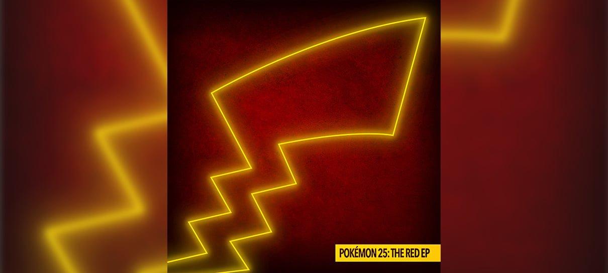 Pokémon lança EP musical comemorando 25 anos de franquia
