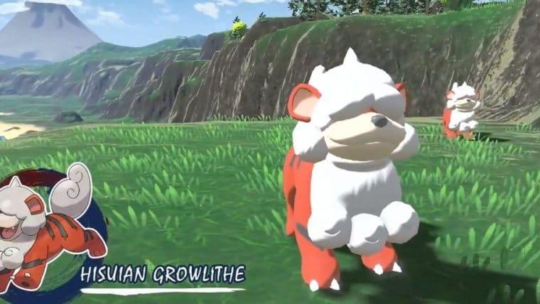 Pokémon de Hisui mal foram anunciados e já têm memes e artes de fãs