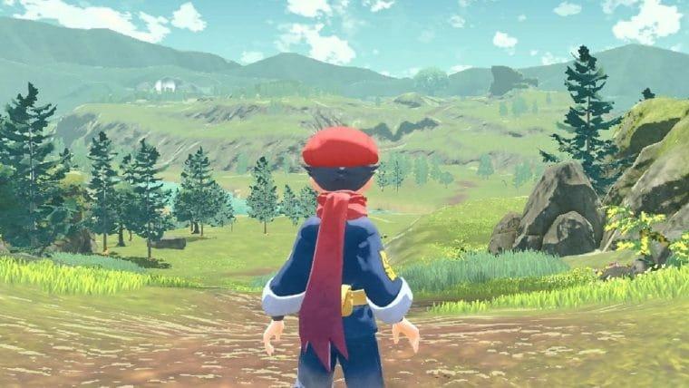 Assista aqui ao Pokémon Presents de Legends: Arceus e de remakes de Diamond e Pearl