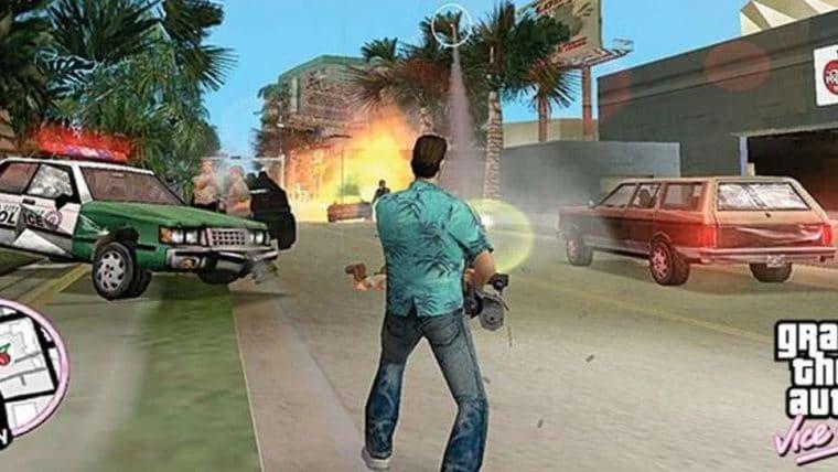 Versões remasterizadas de GTA podem estar em desenvolvimento