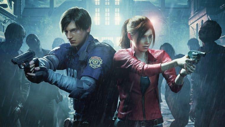 Compare o visual dos personagens nos jogos e em Resident Evil: Bem-Vindo a Raccoon City