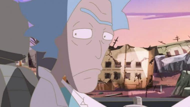Rick and Morty recebe novo curta de Takashi Sano, diretor de Tower of God
