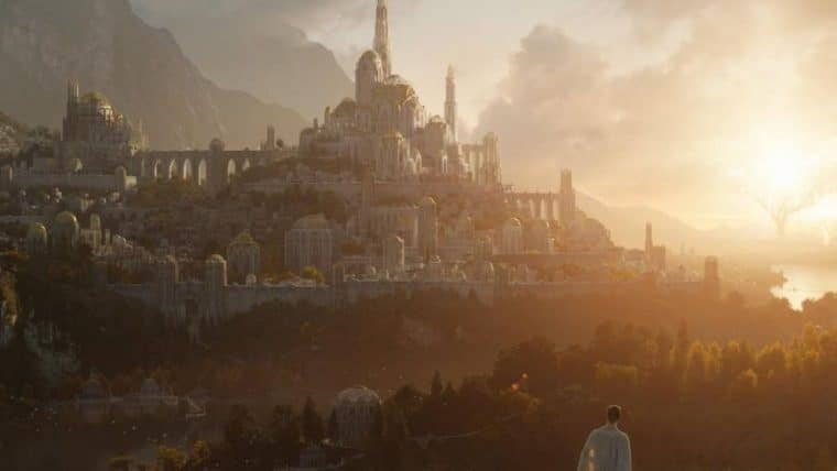 Segunda temporada da série de O Senhor dos Anéis será gravada no Reino Unido