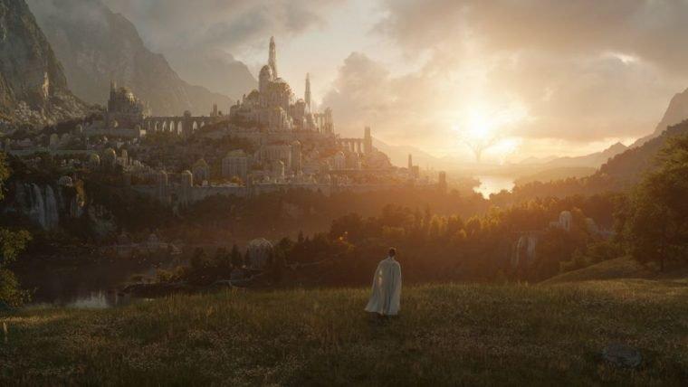 Série de O Senhor dos Anéis ganha data de estreia e primeira imagem