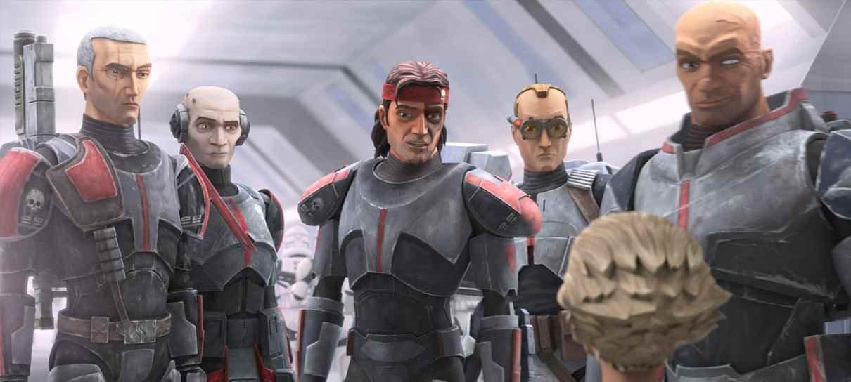 Star Wars: The Bad Batch é renovada para segunda temporada