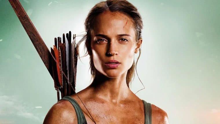 Tomb Raider: Alicia Vikander, que interpreta Lara Croft, dá atualização sobre sequência