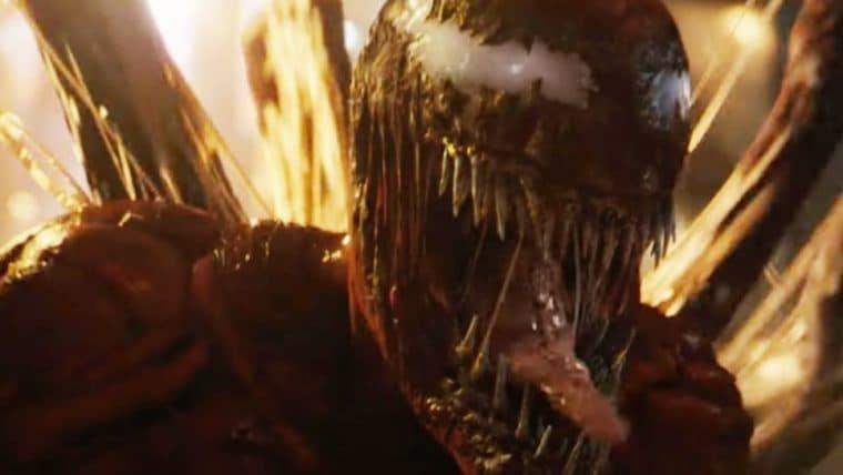 Venom: Tempo de Carnificina pode ser adiado para 2022