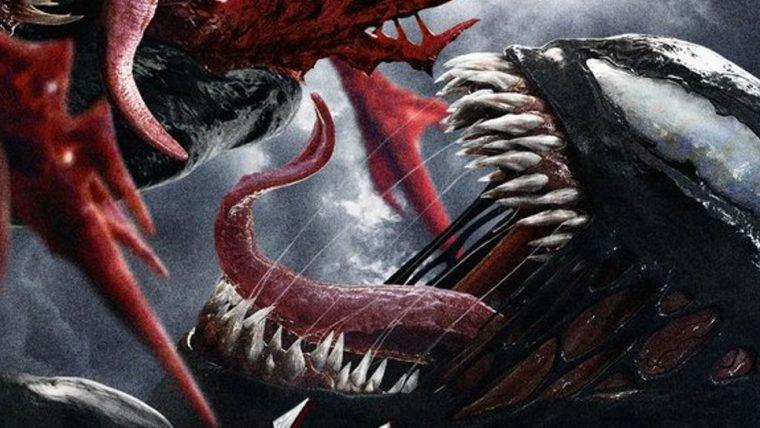 Simbiontes se encaram em novos pôsteres de Venom: Tempo de Carnificina