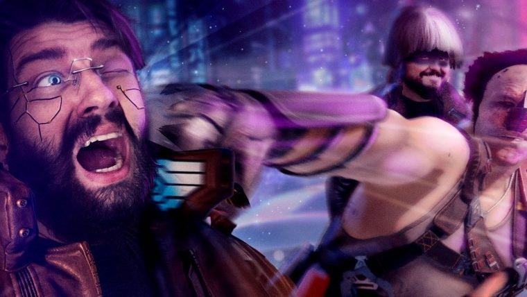 Cyberpunk 2077 - Revanche com o Ozob!!