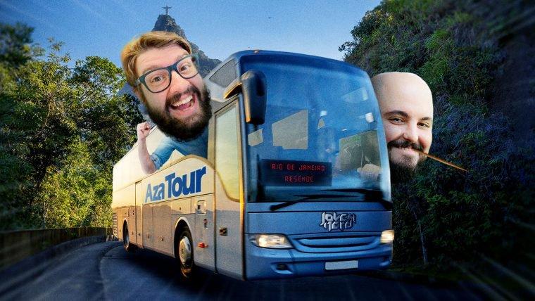 Euro Truck Simulator 2 - Na estrada em busca do Graal